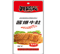 香辣味牛肚(40克)
