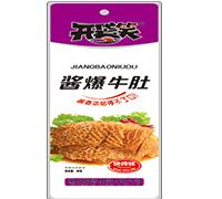 烧烤味牛肚(40克)