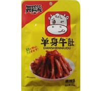 香辣单身牛肚(40克)